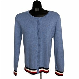 Women's Tommy Hilfiger Button Cardigan / Size S